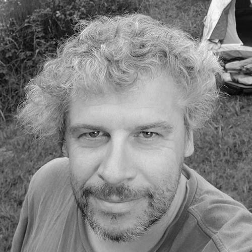 Stéphane Piel, membre de l'Agence What Time Is I.T., Manufacture d'imaginaires basée à Nantes
