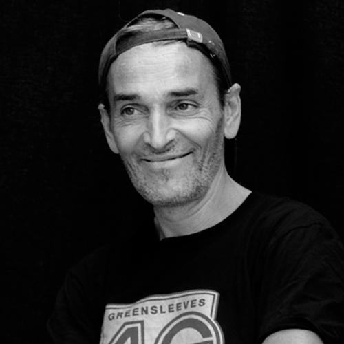 Jean-Philippe Lacaze, membre de l'Agence What Time Is I.T., Manufacture d'imaginaires basée à Nantes