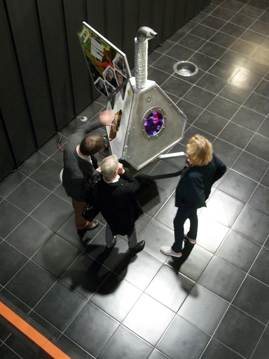 Photo de Atelier immersif, un outil développé par l Agence What Time Is I.T., Manufacture d'imaginaires