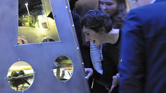 Atelier immersif, un outil dévéloppé par l'Agence What Time Is I.T., Manufacture d'imaginaires