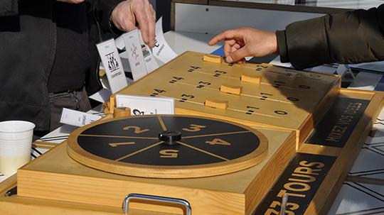 Mixette d'idées, un outil dévéloppé par l'Agence What Time Is I.T., Manufacture d'imaginaires