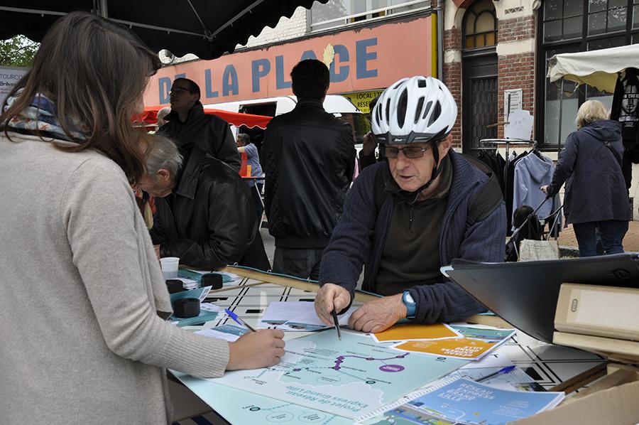 Photo de Réseau Express Grand Lille, un projet développé par l Agence What Time Is I.T., Manufacture d'imaginaires
