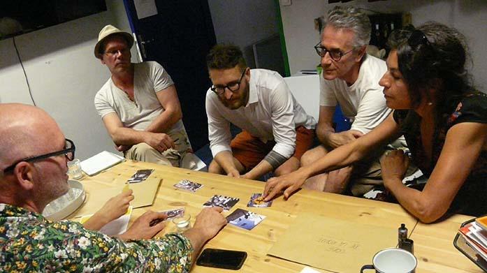 ROBOMOBILITÉ 2050, un projet de l'Agence What Time Is I.T., Manufacture d'imaginaires
